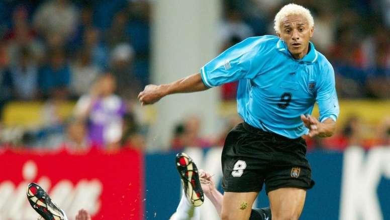 Dario Silva vittima di un incidente. Goal