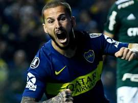 Benedetto scored a brace as Boca were victorious. GOAL