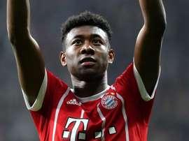Alaba est fier de jouer à Munich. Goal