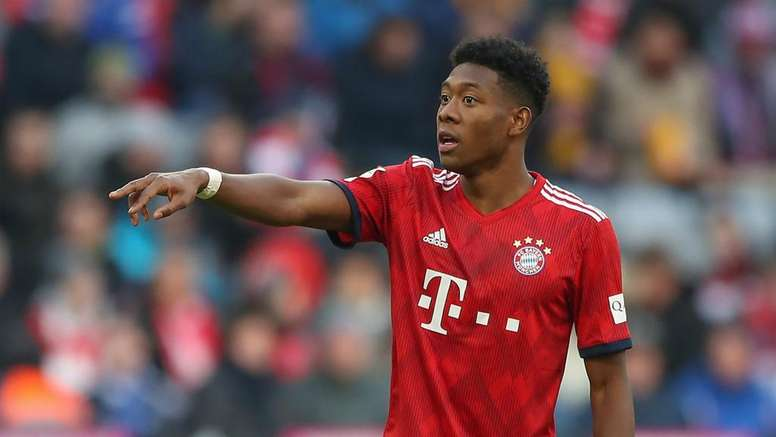 Alaba will skip the trip to Serbia as his partner is about to give birth. GOAL