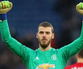 De Gea would be delighted to captain Man U if he got the chance. GOAL
