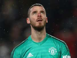 De Gea was beaten. GOAL