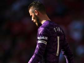 De Gea's error cost Man Utd a point against Palace. GOAL