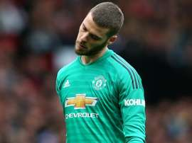 De Gea made another costly error against Chelsea. GOAL