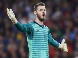 Luis Enrique rejects criticism of Spain star De Gea.