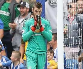 United a laissé les trois points s'échapper. Goal
