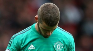 David de Gea has struggled in recent weeks. GOAL