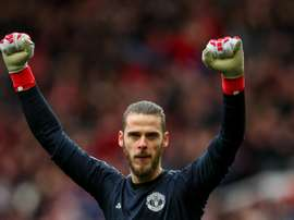 De Gea has been crowned Manchester United's Player of the Year for the fourth time. GOAL