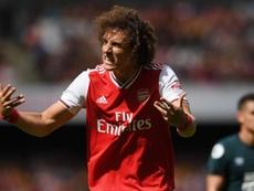 David Luiz cita discordância com Lampard para sair do Chelsea. Goal