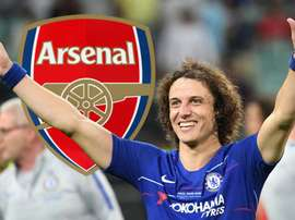 David Luiz fecha com Arsenal por dois anos e deixa o Chelsea. Goal