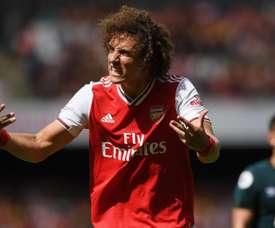 Cascarino parla del trasferimento di David Luiz all'Arsenal. Goal