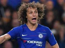 David Luiz prolonge à Chelsea. Goal