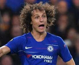 David Luiz se méfie d'Emery. Goal