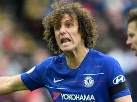 David Luiz supera Terry e Lampard e renova contrato no Chelsea. Goal