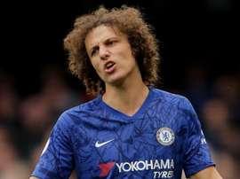David Luiz non si allena col Chelsea. Goal
