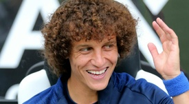 Luiz to make Arsenal debut in clash against Burnley today. GOAL