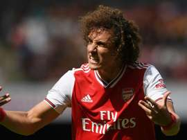 Luiz claims Arsenal to be humble after their victory. GOAL