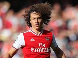 David Luiz: Arsenal have to be calm