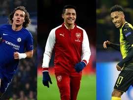 Plusieurs joueurs pourraient quitter leurs clubs. Goal