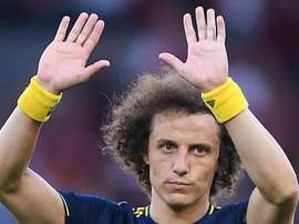 David Luiz has not quite settled into Arsenal yet. GOAL