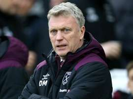 Moyes does not want West Ham to be reliant on results elsewhere. GOAL