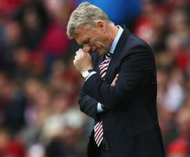 David Moyes is worried. Goal
