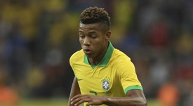David Neres could be making a move to Everton in the summer. GOAL