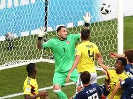 Ospina deve continuar na reserva no Arsenal. Goal