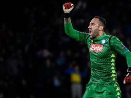 Il Napoli ha riscattato Ospina. Goal