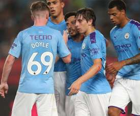 Man City eased to victory over West Ham after coming from behind. GOAL