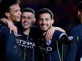 Guardiola lauds Silva's 'incredible' FA Cup performance. Goal