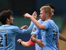 De Bruyne ne cherche pas à compenser le départ de Silva à Manchester City. goal