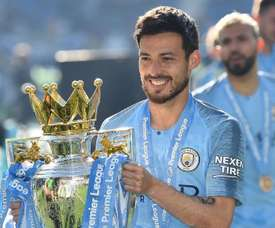 David Silva quittera City en fin de saison. Goal