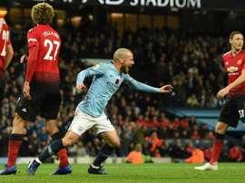 Al City il derby di Manchester. Goal