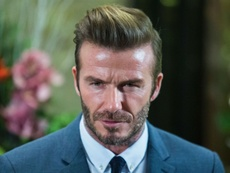Beckham has joined his former United team mates as co owners. GOAL