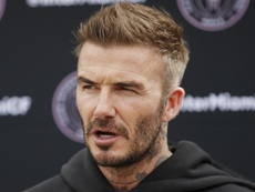 David Beckham admits launching Inter Miami was far from easy. GOAL
