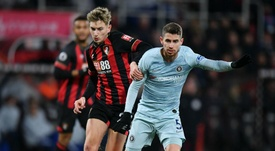 Jorginho targeted by Bournemouth as Chelsea are thumped