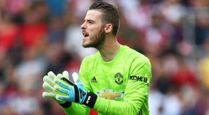 Solskjaer said David de Gea is fully focussed after signing a new deal. GOAL