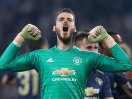 Mourinho is desperate for Manchester United to keep hold of the goalkeeper. GOAL