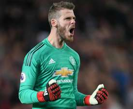De Gea is the Messi of goalkeepers, says Foster. Goal