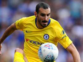 Chelsea defender Zappacosta undergoing Roma medical