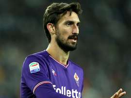 Malago seeks to clarify the 'false stories' regarding Astori contract. AFP
