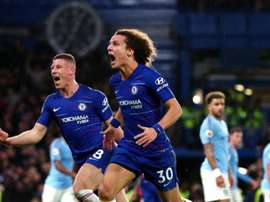 Luiz felt Chelsea's humility was the key to them defeating City. GOAL