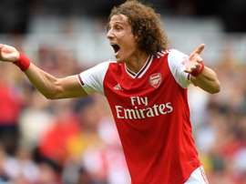 David Luiz calls for defensive improvement from Arsenal.
