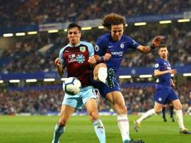 David Luiz scathing of Burnley. Goal