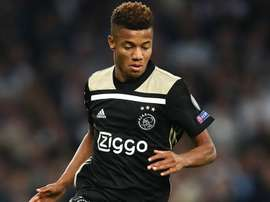 'OMG I'm in the Champions League semi-final' – Neres revels in Ajax's European run.