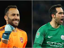 It will be a battle of the goalkeepers on Sunday. GOAL