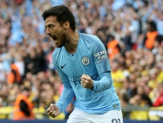 Guardiola was not certain David Silva would do well in the Premier League. GOAL