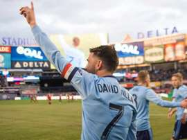 New York City 2 Chicago Fire 0: NYC seal MLS play-off spot