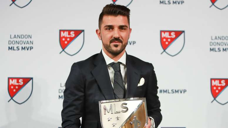 David Villa says a move to the Premier League is not something that he will consider. MLS